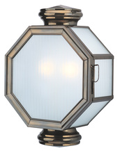 Troy B2004HB - Two Light Heritage Bronze Outdoor Wall Light