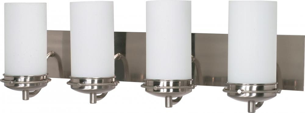 Polaris 4 Light Vanity Fixture