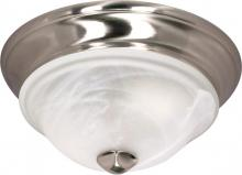 "Nuvo 60-586 - Triumph 1 Light 11"" Flush Fixture"