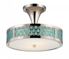 Nuvo 62-145 - Raindrop LED Semi Flush