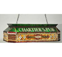 PERSONALIZED CHARTIER'S PUB