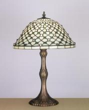 "Meyda Tiffany 52010 - 20""H Diamond & Jewel Table Lamp"
